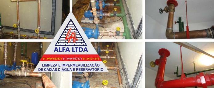 Serviços manutenção em hidráulica predial é feita pela