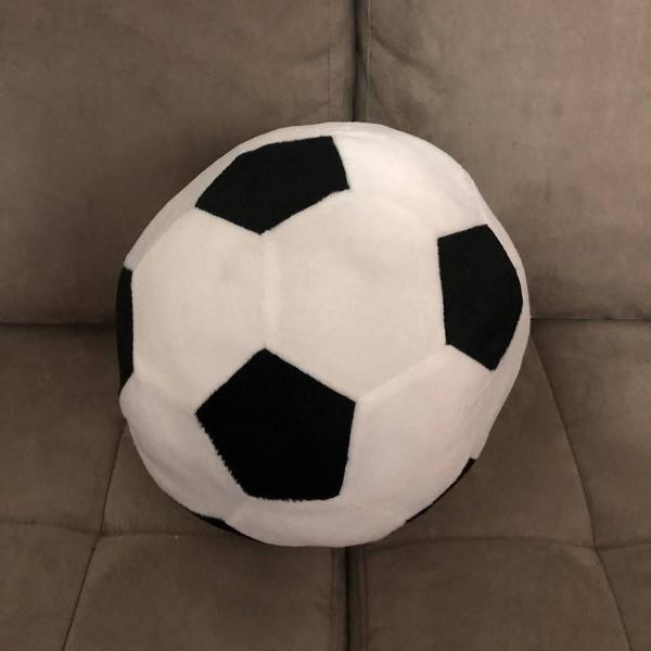 Almofada bola de futebol