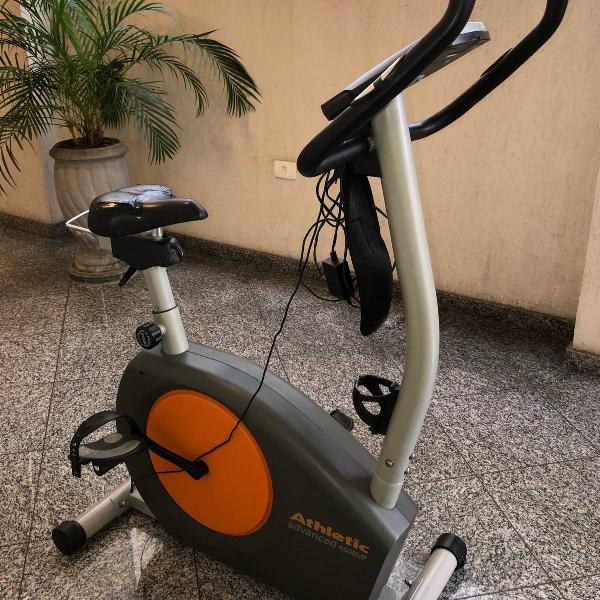 Bicicleta ergométrica athletic advenced 460bvp