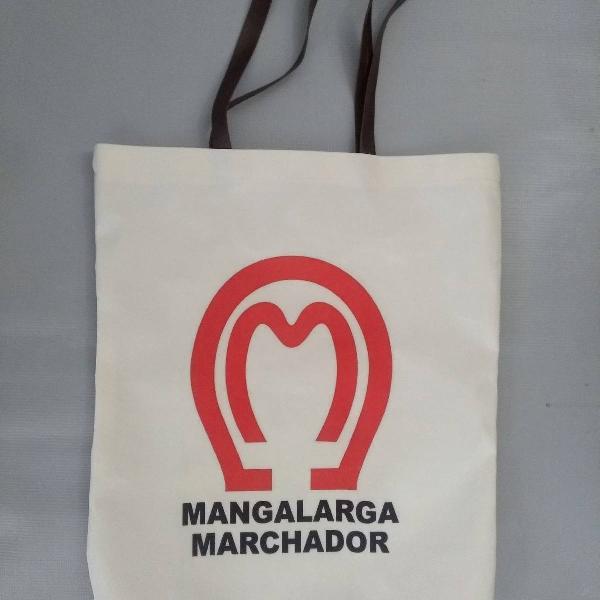 Bolsa sacola bag mangalarga marchador