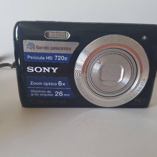 Camera fotográfica sony