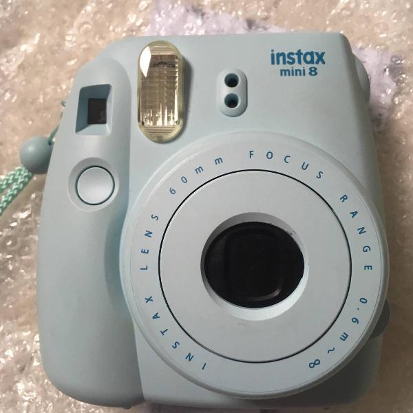 Câmera instax mini 8 polaroid