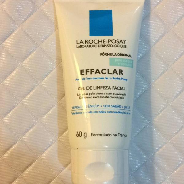 Effaclar gel de limpeza facial