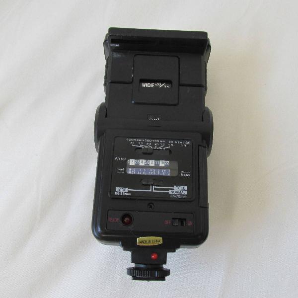 Flash para cameras digitais