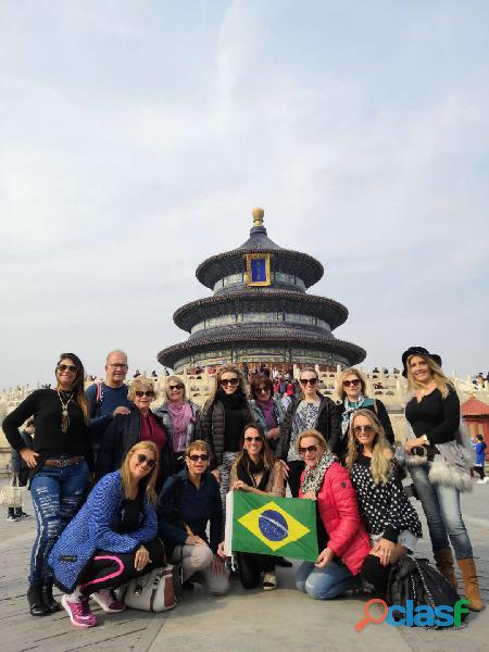 Guia turistico em pequim tour