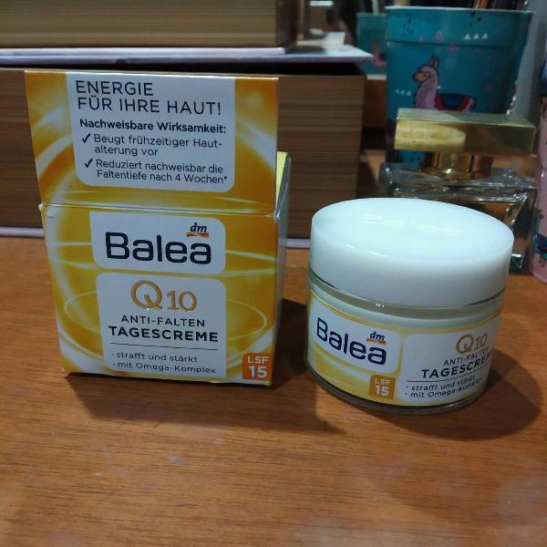 Hidratante facial anti-idade q10