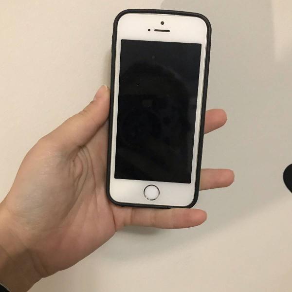 Iphone 5s prata 16gb