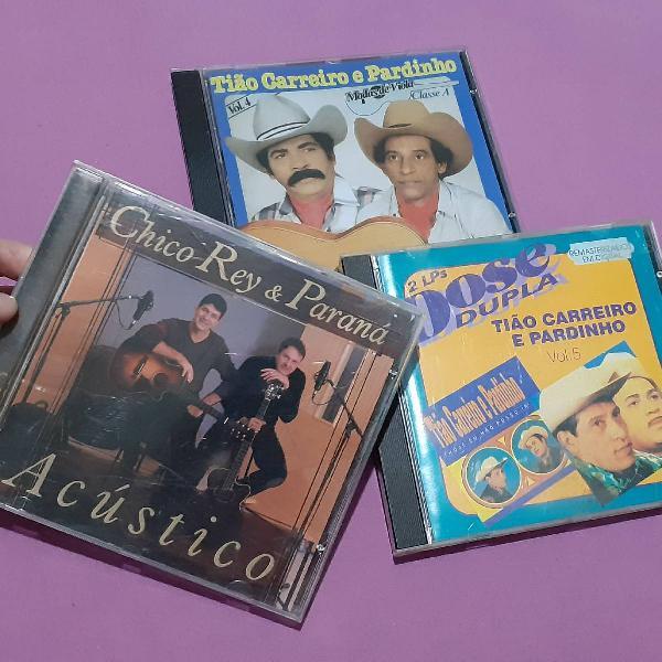 Kit cds sertanejo