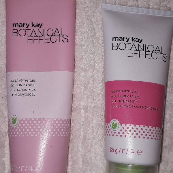 Kit mary kay botanical effects
