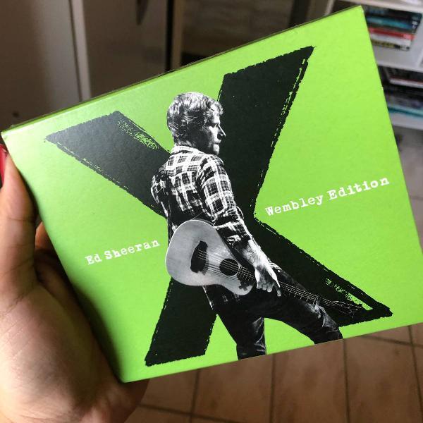 Multiply wembley edition - es sheeran