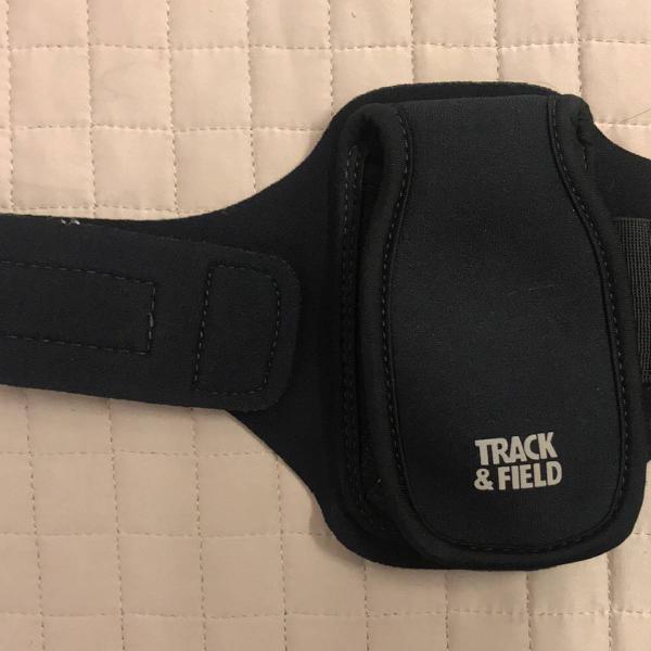 Porta celular pequeno track & field