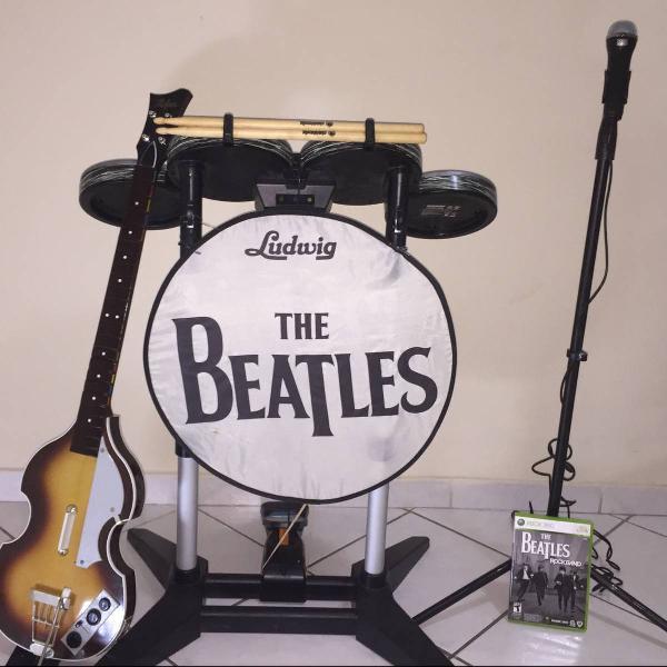 Rockband completo dos beatles