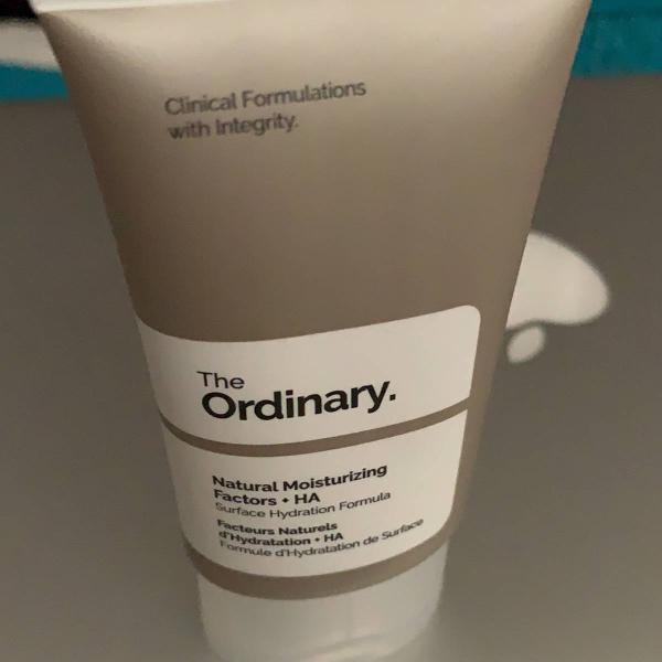 The ordinary natural moisturizing factors +ha