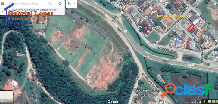 Terreno 250 m2. BAIRRO Getuba Caraguatatuba SP 2