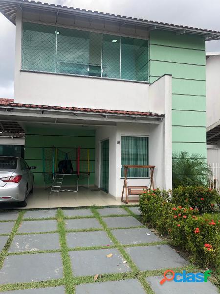 Vendo excelente casa duplex em condominio de luxo no pq 10 - manaus amazonas am