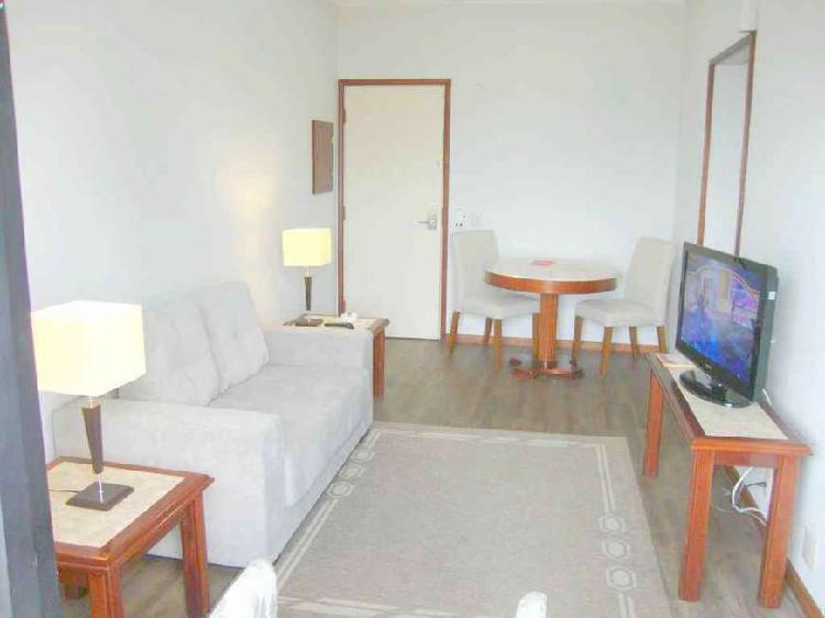 Apartamento com 1 quarto à venda, 48 m² por r$ 340.000