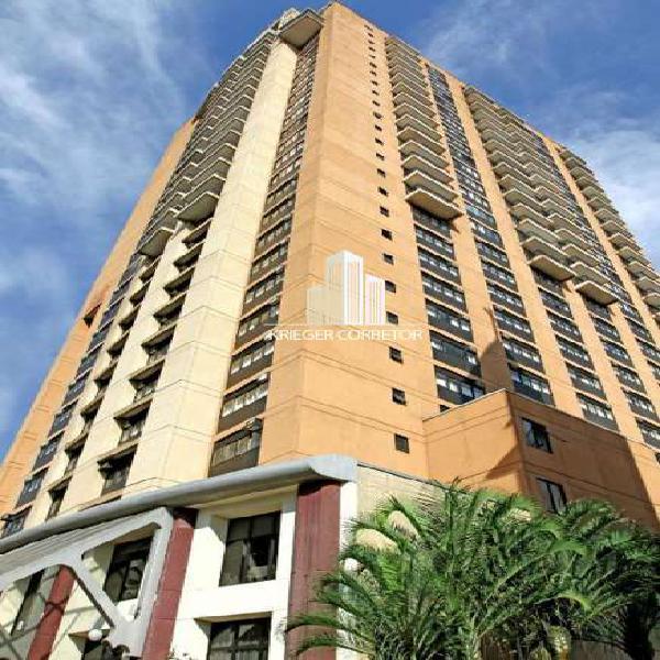 Apartamento com 1 quarto para alugar, 27 m² por r$