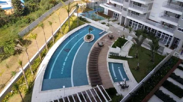 Apartamento com 2 quartos para alugar, 85 m² por r$