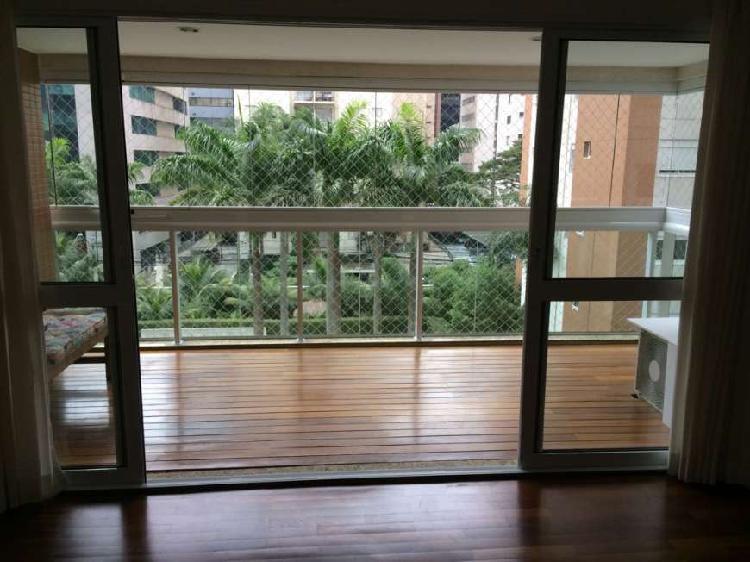 Apartamento com 2 quartos para alugar, 93 m² por r$