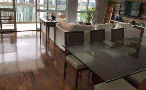 Apartamento com 3 quartos à venda, 128 m² por r$ 2.450.000