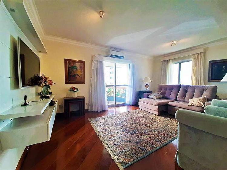Apartamento com 3 quartos à venda, 160 m² por r$ 1.700.000