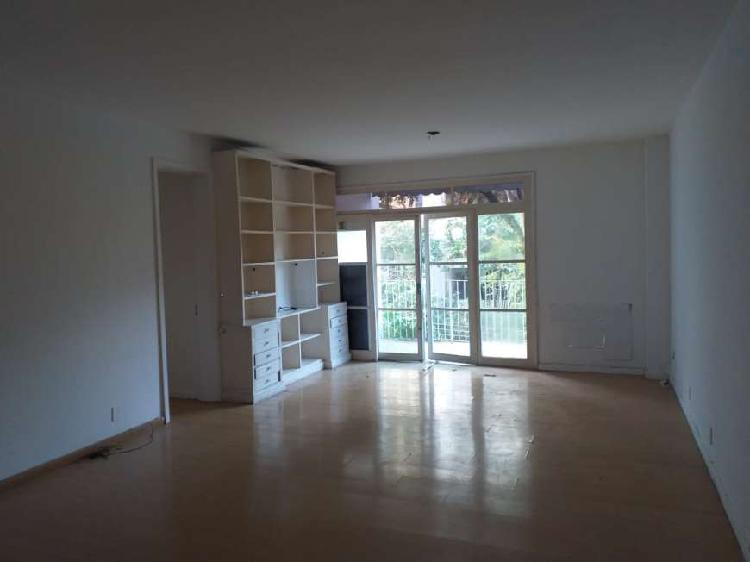 Apartamento com 3 quartos para alugar, 129 m² por r$
