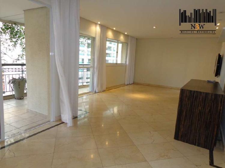 Apartamento com 4 quartos à venda, 175 m² por r$ 1.900.000