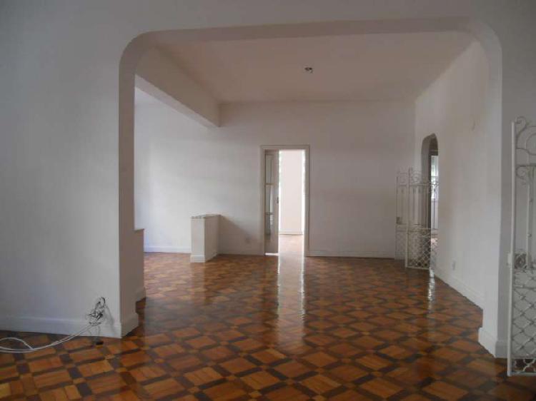 Apartamento com 4 quartos para alugar, 184 m² por r$