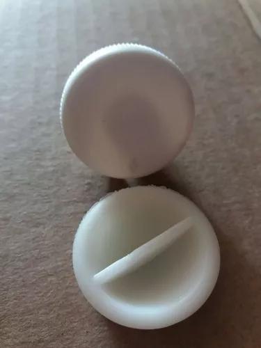 Capa + tampa dreno freezer metalfrio horizontal dupla ação