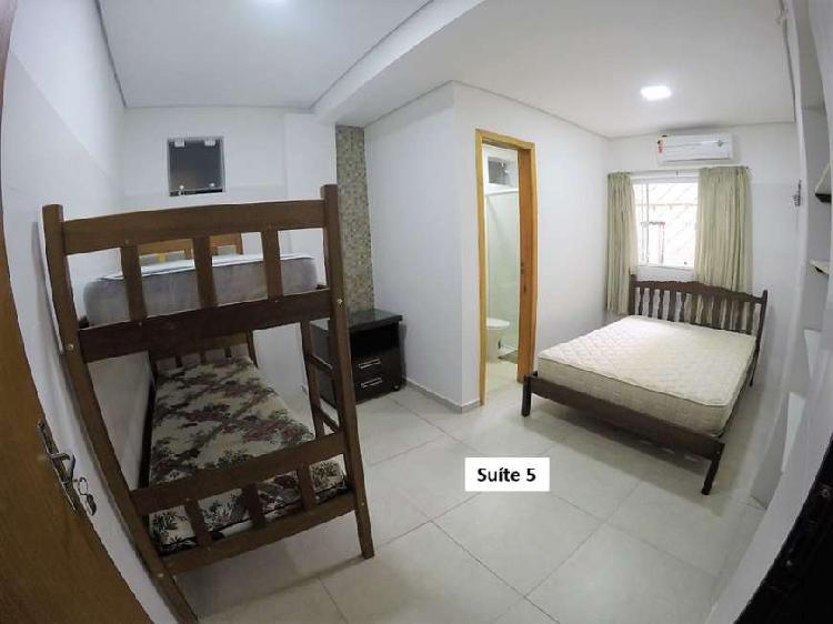 Casa com 11 quartos para alugar, 250 m² por r$ 99/dia cod.