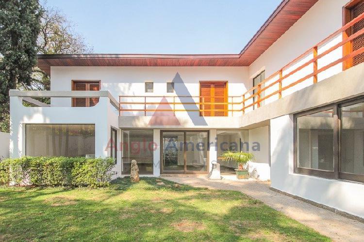 Casa com 4 quartos para alugar, 350 m² por r$ 40.000/mês