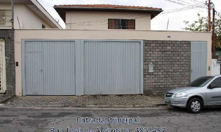 Casa com 5 quartos para alugar, 490 m² por r$ 4.500/mês
