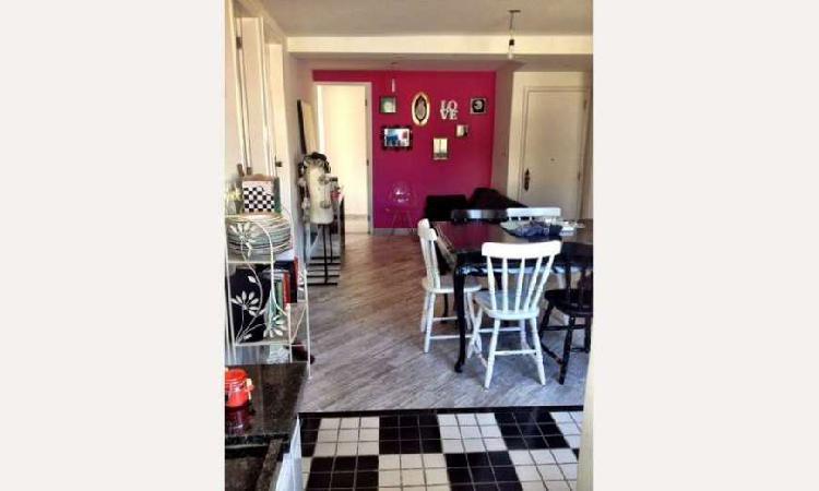 Cobertura com 3 quartos para alugar, 53 m² por r$