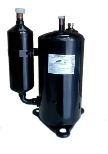 Compressor rotativo 28.000 btu 220v r-22 samsung para split