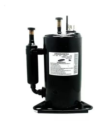 Compressor rotativo 7.500 btu 127v r22 split, acj, portátil