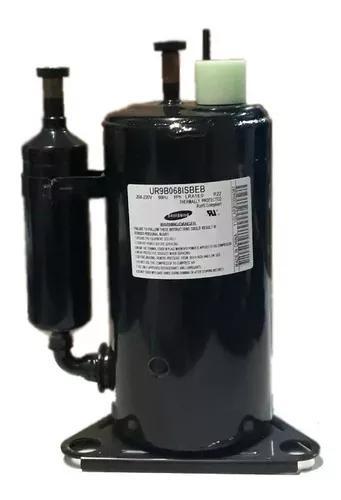 Compressor rotativo 9.000 btu 220v r22 para ar condicionado