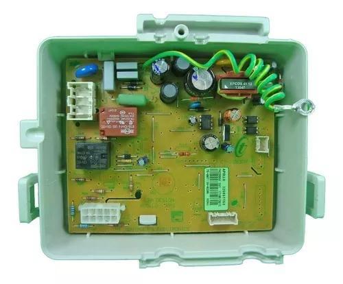Controle eletronico refrigerador brast
