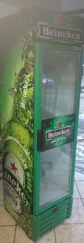 Expositor Cervejeira Slim Heineken S