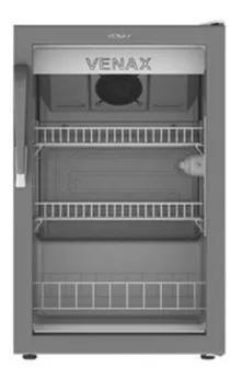 Expositor refrigerado de bebidas venax 100l branco 110v - vv