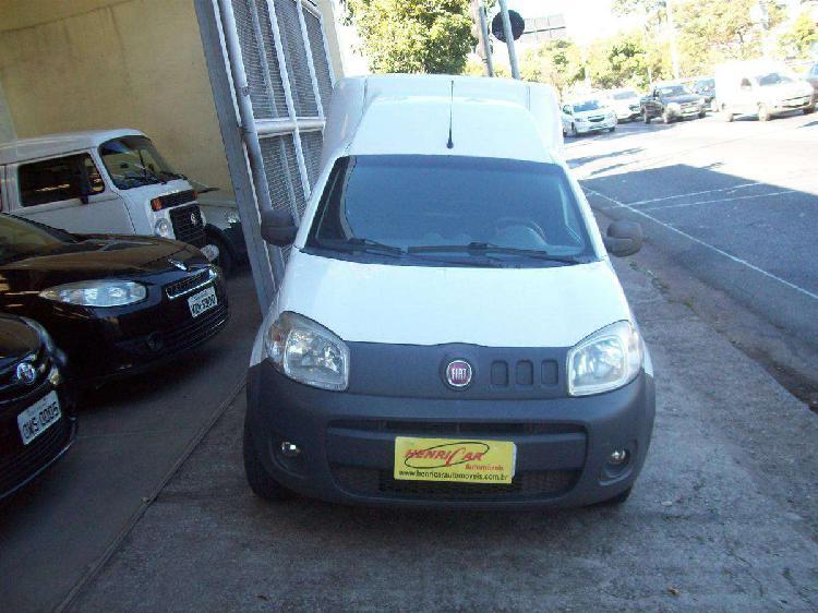 Fiat fiorino furgão evo 1.4 flex 8v 2p