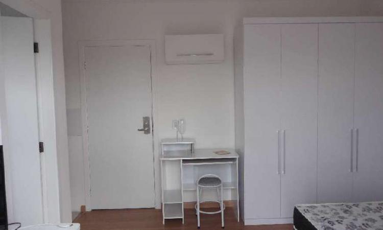 Flat com 1 quarto para alugar, 25 m² por r$ 2.100/mês cod.