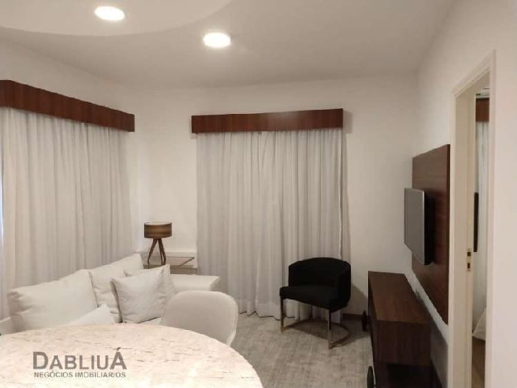 Flat com 1 quarto para alugar, 32 m² por r$ 3.110/mês cod.