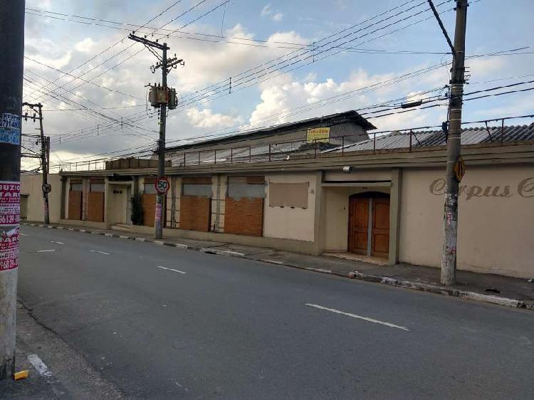 Galpão/depósito/armazém para alugar, 2000 m² por r$