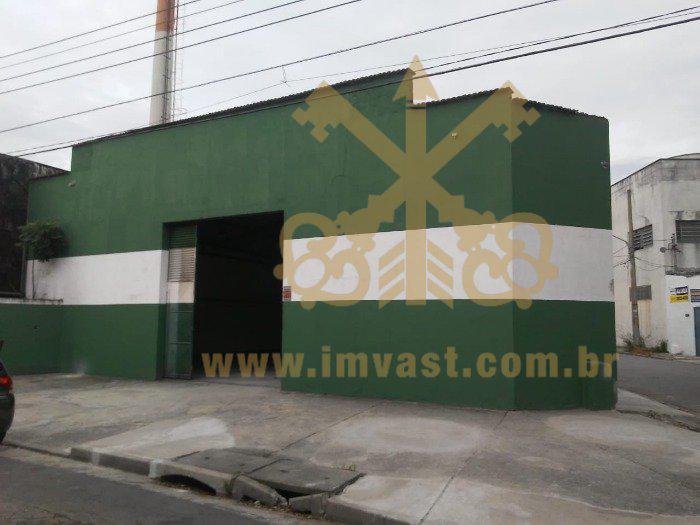Galpão/depósito/armazém para alugar, 350 m² por r$