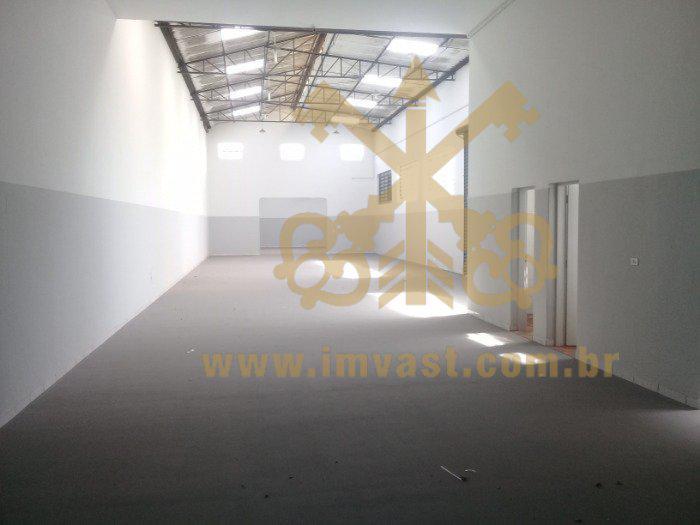 Galpão/depósito/armazém para alugar, 548 m² por r$