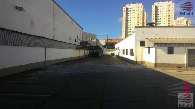 Galpão/depósito/armazém para alugar, 6500 m² por r$