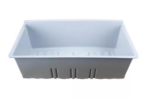 Gaveta de legumes e frutas refrigerador continental 460/470
