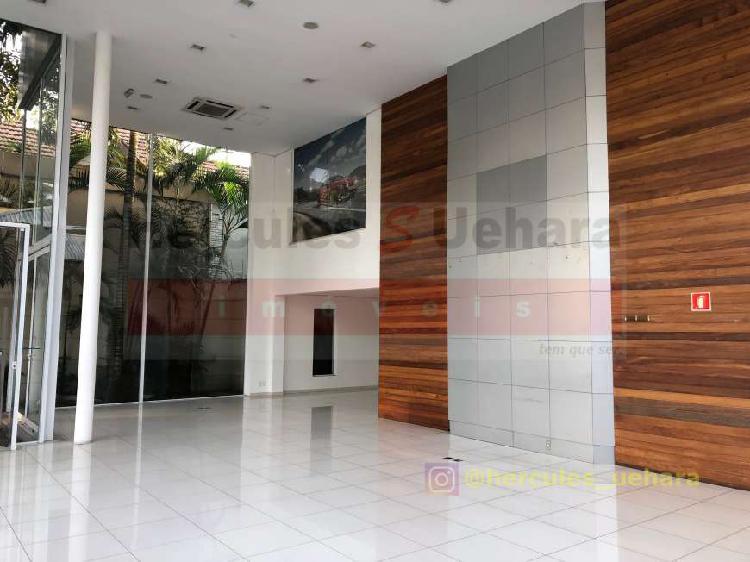 Imóvel comercial com 7 quartos para alugar, 762 m² por r$