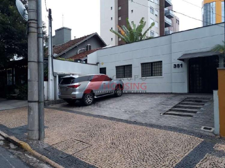 Imóvel comercial para alugar, 190 m² por r$ 10.000/mês