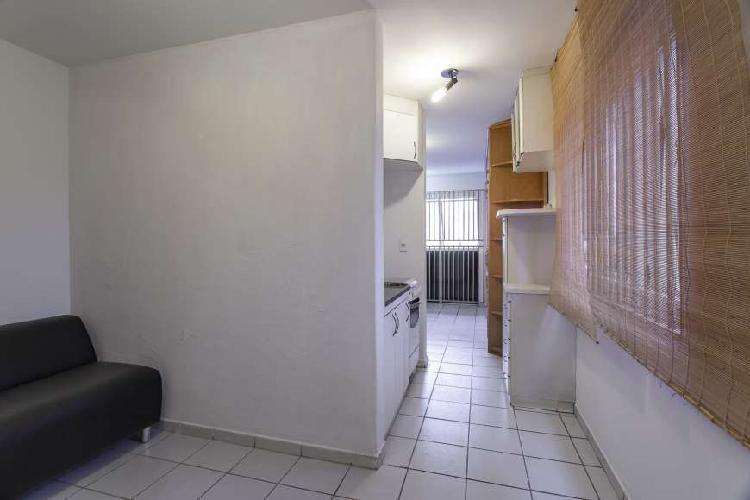 Kitnet com 1 quarto para alugar, 30 m² por r$ 850/mês cod.